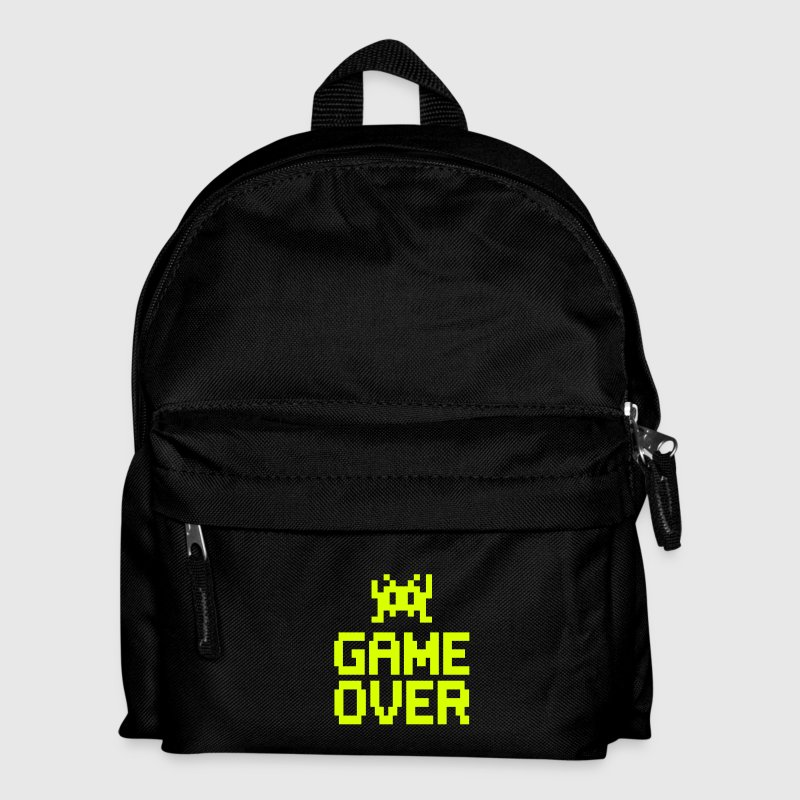 game over with sprite - Kids' Backpack
