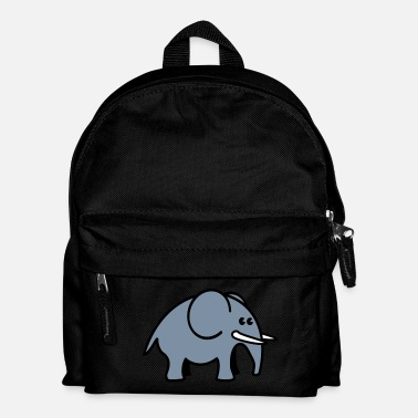 Safari elephant - Sac à dos Enfant