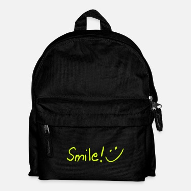 Happy Birthday smile - Sac à dos Enfant