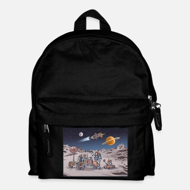 Jeep Space Adventure 4 - Kinder Rucksack