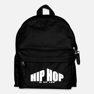 hip hop is my life - Kids' Backpack
