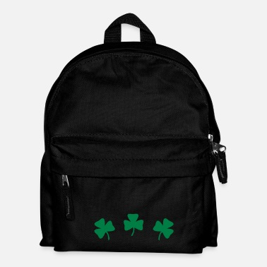 Shamrocks shamrock - Kids' Backpack