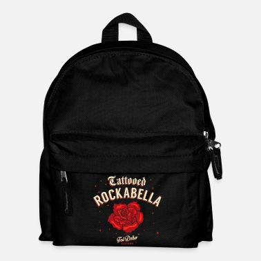 Rockabilly Tattooed Rockabella - Sac à dos Enfant