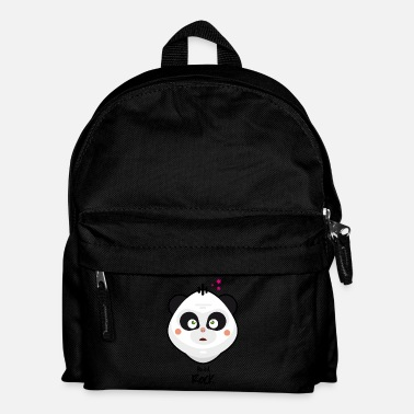 Rockabilly panda rock - Sac à dos Enfant