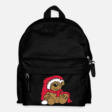 Cama Sweet little Christmas Bear - Mochila infantil