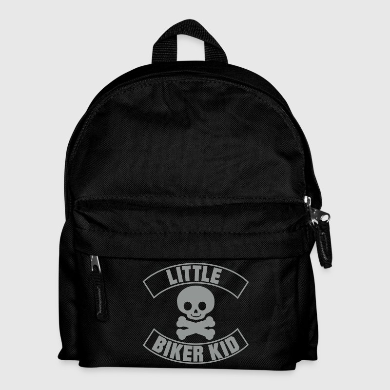 Little Biker Kid - Kinder Rucksack