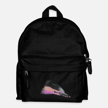 Dolphin Delfin / Dolphin version c - Kids' Backpack