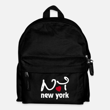 I Love New York I Love New York - Rugzak voor kinderen