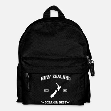 Rugby New Zealand map - Zaino per bambini
