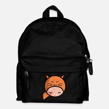 Cultura kawaii sarah happy cat worn out - Mochila infantil