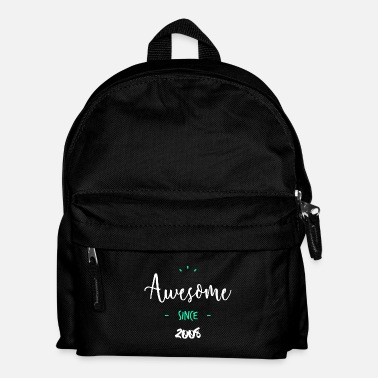 I Love Awesome since 2008 - - Zaino per bambini
