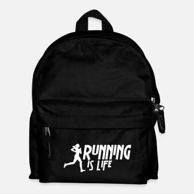 Correr running is life female i 1c - Mochila infantil