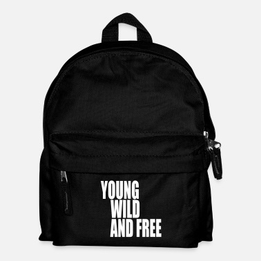 Trance Young Wild and Free III - Sac à dos Enfant