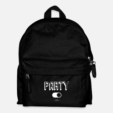 Original Party ON - Mochila infantil