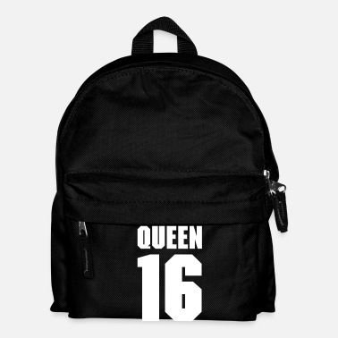 Vacaciones Queen 16 Teamplayer Camisetas - Mochila infantil