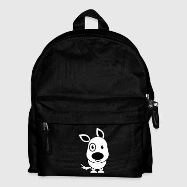 dog - Kids' Backpack