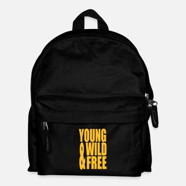 Trance Young Wild and Free II - Sac à dos Enfant