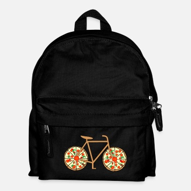 Pizza Pizza bike - Sac à dos Enfant