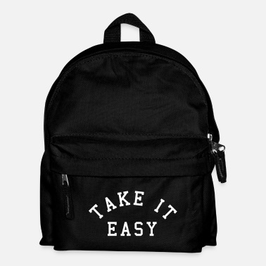 Take Take It Easy - Zaino per bambini