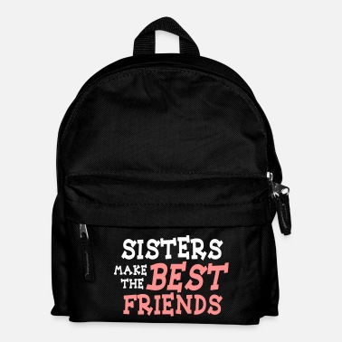 Kaverit sisters make the best friends 2c - Lasten reppu