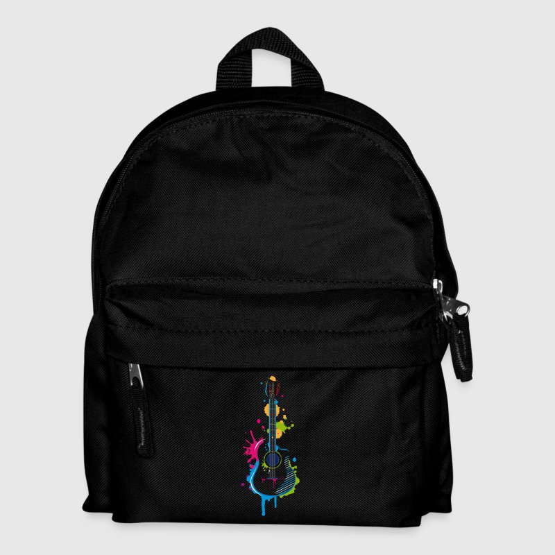 Graffiti guitar - Kids' Backpack