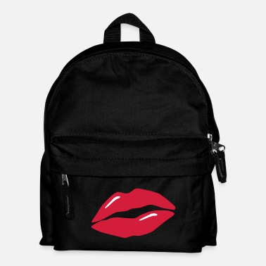 Kiss lips / kiss / mouth - Mochila infantil