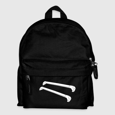 roof_bars_bu2 - Kids' Backpack