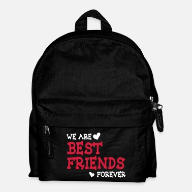 S'aimer we are best friends forever ii 2c - Sac à dos Enfant
