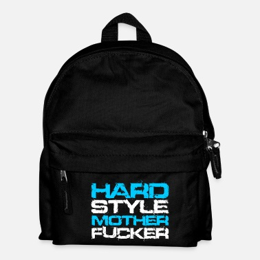 Rave Hardstyle Motherfucker 2 Rave Quote - Sac à dos Enfant