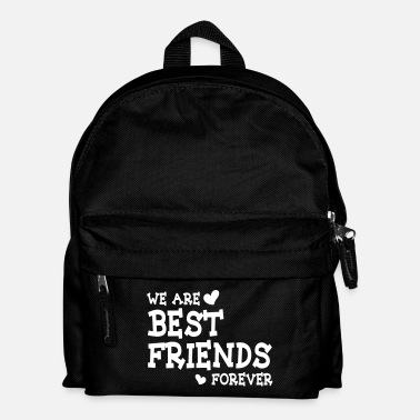 S'aimer we are best friends forever ii 1c - Sac à dos Enfant