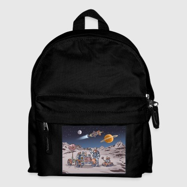 Space Adventure 4 - Kinder Rucksack