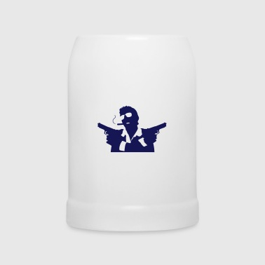 Hitman for the Mafia - Beer Mug