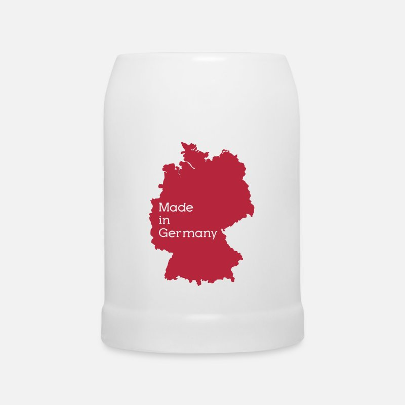 Bébé Mugs et gourdes - Made in Germany - Chope blanc
