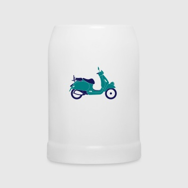 Scooters / Scooter - Beer Mug