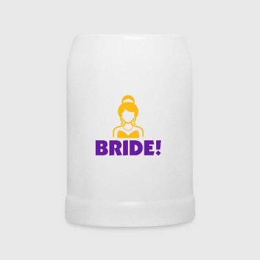 The Bride - Beer Mug