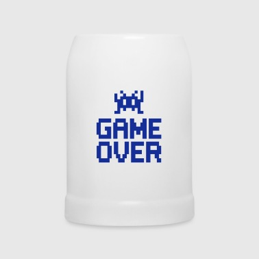 game over with sprite - Oluttuoppi