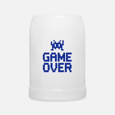 Sprite game over with sprite - Oluttuoppi