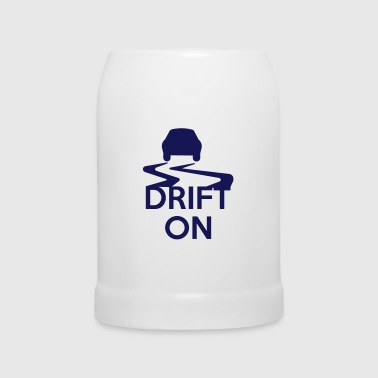 Drift On - Beer Mug