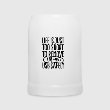 Life is just too short to remove USB safely - Ölkrus