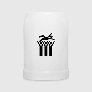 A Stag Party - Beer Mug
