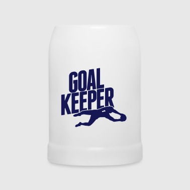 goalkeeper - Beer Mug