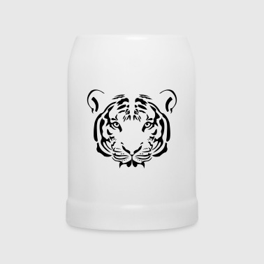 Tiger Tribal - Ølseidel