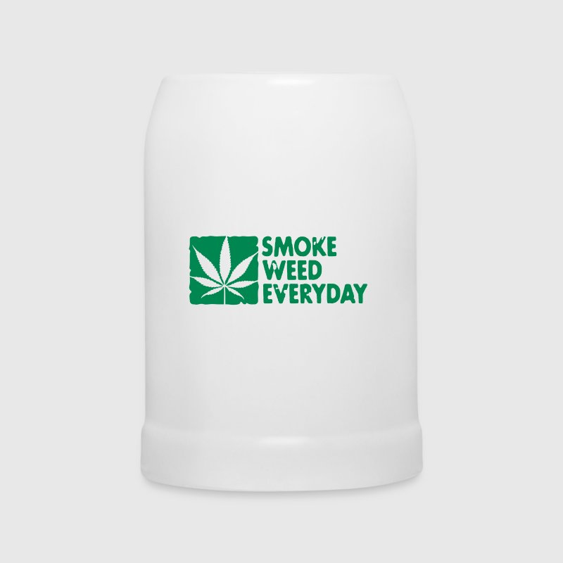 smoke weed everyday boxed - Chope en céramique