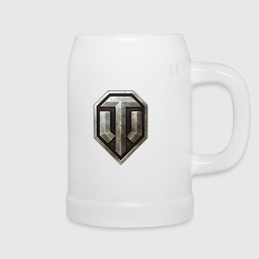 World of Tanks Logo - Kufel do piwa
