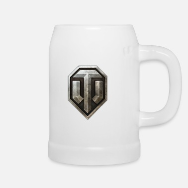 World Of Tanks World of Tanks Logo - Boccale di birra