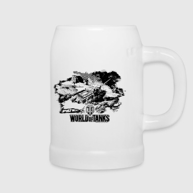 World of Tanks Battlefield Beer Mug - Kufel do piwa