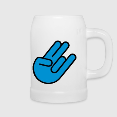 SHOCKER HAND - Beer Mug