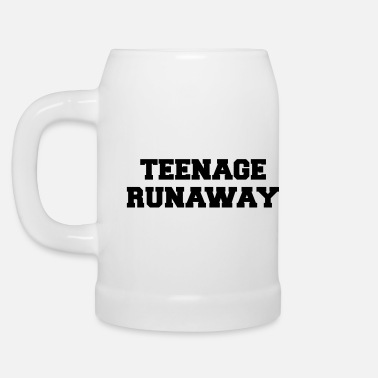 Teenager Teenage Runaway Funny Quote - Chope