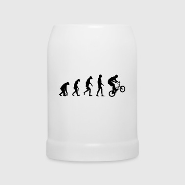 Evolution of BMX - Beer Mug