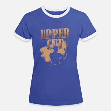 Uppercut Uppercut boxing design - Women's Ringer T-Shirt
